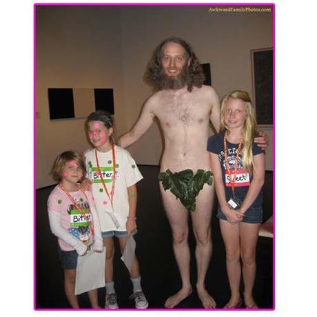 most awkward family boner