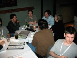 Dave Shea, Nick Bradbury, Sam Ruby, Scott Johnson