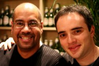 Mike Little, Khaled Abou Alfa