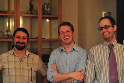 Matt Mullenweg, Matteo Flora, Francesco Fullone