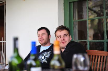 Tyler Reed, Jason Bagley
