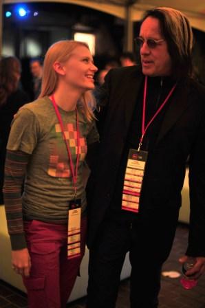 Nicole Wopperer, Todd Rundgren