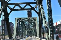 One of the 7 bridges in Portland2 Comments