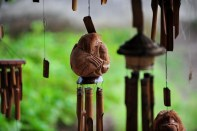 Monkey windchime