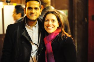 Rajeeb Dey, Sloane Berrent