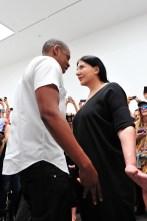 Marina Abramovic, Jay Z