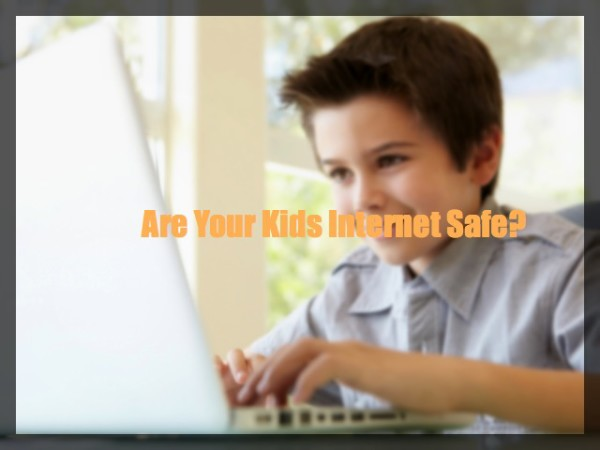 Internet Safety For Your Kid- By Cybermum India!
