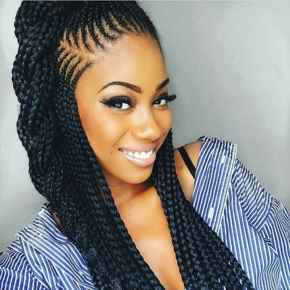 2018 Braided Hairstyles : Top Amazing Braids Styles for Ladies