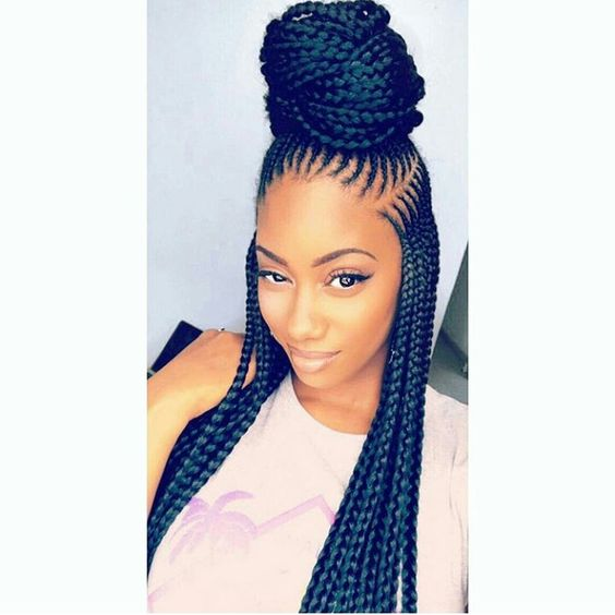 Ket Braids Hairstyles : Latest Braids Collection You Should Rock