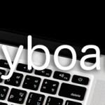 Macのキーボード交換修理を画像で確認できます!