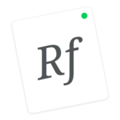 RightFont icon
