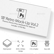 13 devices hipster mock ups vol2 12592666 icon