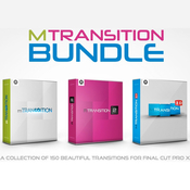 Mtransition bundle logo icon