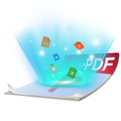 Wondershare pdf converter pro with ocr 5 0 6 icon