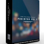 Pixel film studios prointro volume 2 box icon