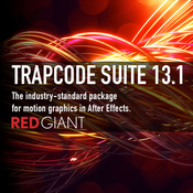 Red giant trapcode suite 13 1 logo icon