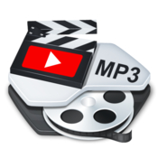 Aiseesoft mp3 converter pro convert youtube to mp3 icon