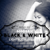 Black and white lightroom presets 297747 icon