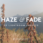 Haze and fade lightroom presets 366331 icon