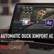 Red giant automatic duck ximport ae icon