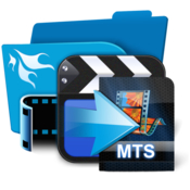 Anymp4 mts converter icon