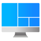 Gridsutra window arranging and positioning tool icon