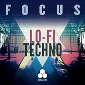 Datacode focus lo fi techno icon