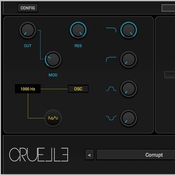 Inear display cruelle icon