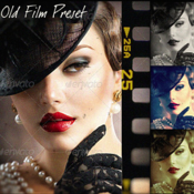 Videohive old film presets 19388713 icon