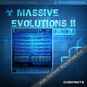 Yummybeats massive evolutions ii bundle nmsv kontakt icon