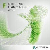 Autodesk flame assist 2018 icon