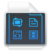 Cache detective read and extract the cache files of browsers and chat applications icon
