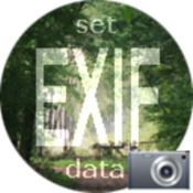 Set exif data sets most wanted exif data in an image icon
