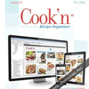 Cookn recipe organizer icon