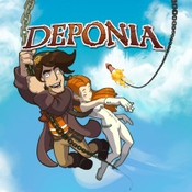 Deponia game icon