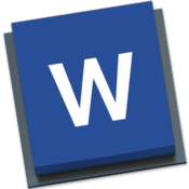 1doc word processor for writer icon