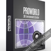 Pixel film studios proworld for fcpx icon