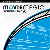 Movie magic scheduling 6 icon