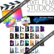 Apple video apps bundle and full with plugins pack icon