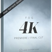 Lens distortions fog 4k icon
