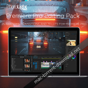 Premiere pro editing pack icon