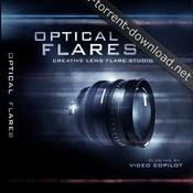 Video copilot optical flares icon