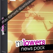 Motionvfx mlowers news pack icon