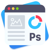 Templates for photoshop by gn icon