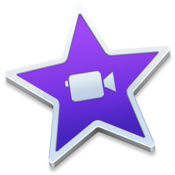 Apple imovie edit personal videos and share them icon