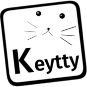 Keytty control your mouse pointer with your keyboard icon