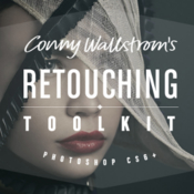 Conny wallstroms retouching toolkit icon