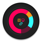 Disk cleaner pro 3 in 1 icon