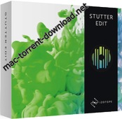 Izotope stutter edit icon