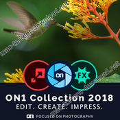 On1 software collectio2018 icon